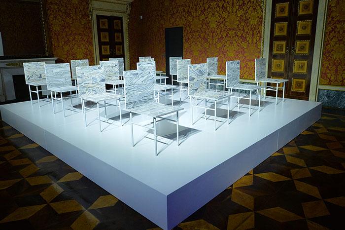 "Alcantara inaugura la mostra ""Technology of Dreams"" a Palazzo Reale"