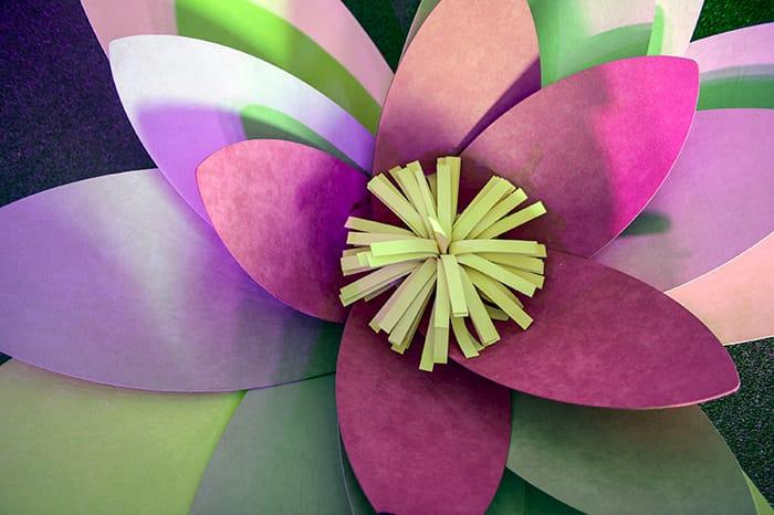 Alcantara Magic Garden at 2015 Earth Day