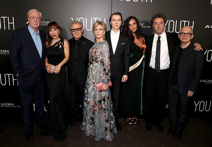 Alcantara celebrates Italian cinema in Hollywood