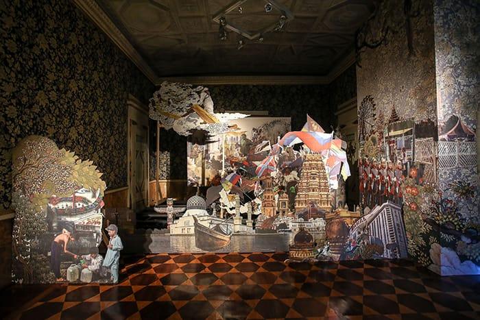 "Alcantara in mostra a Palazzo Reale con ""Ho visto un Re"""