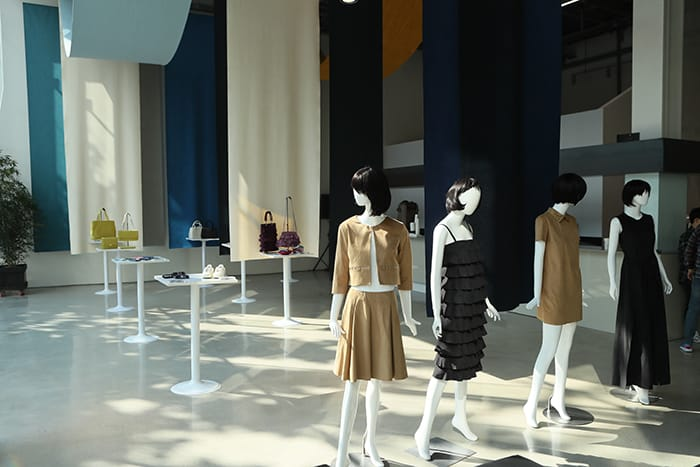 Alcantara's lifestyle arrives in Korea at the K Contemporary Museum