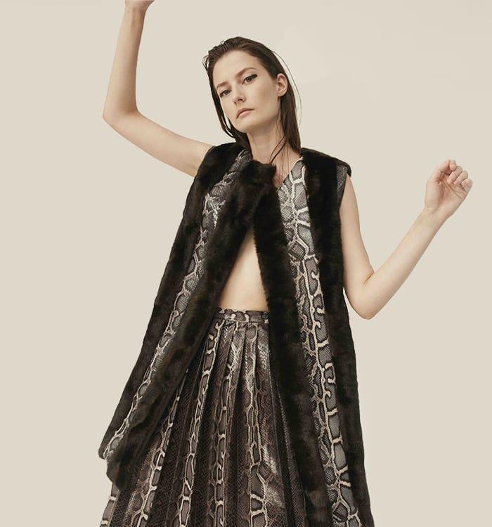 Alcantara presents the new Womenswear Collection