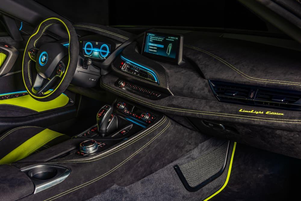 BMW i8 Roadster LimeLight Edition (4) -