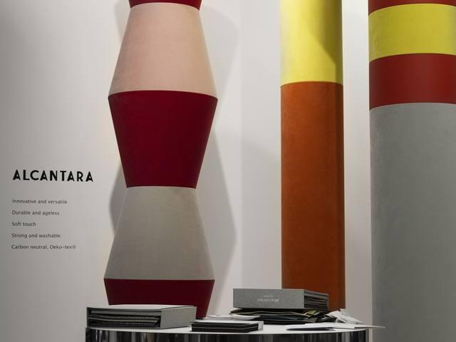 欧缔兰(ALCANTARA)与ADEA在斯德哥尔摩家具灯具展会上联合参展