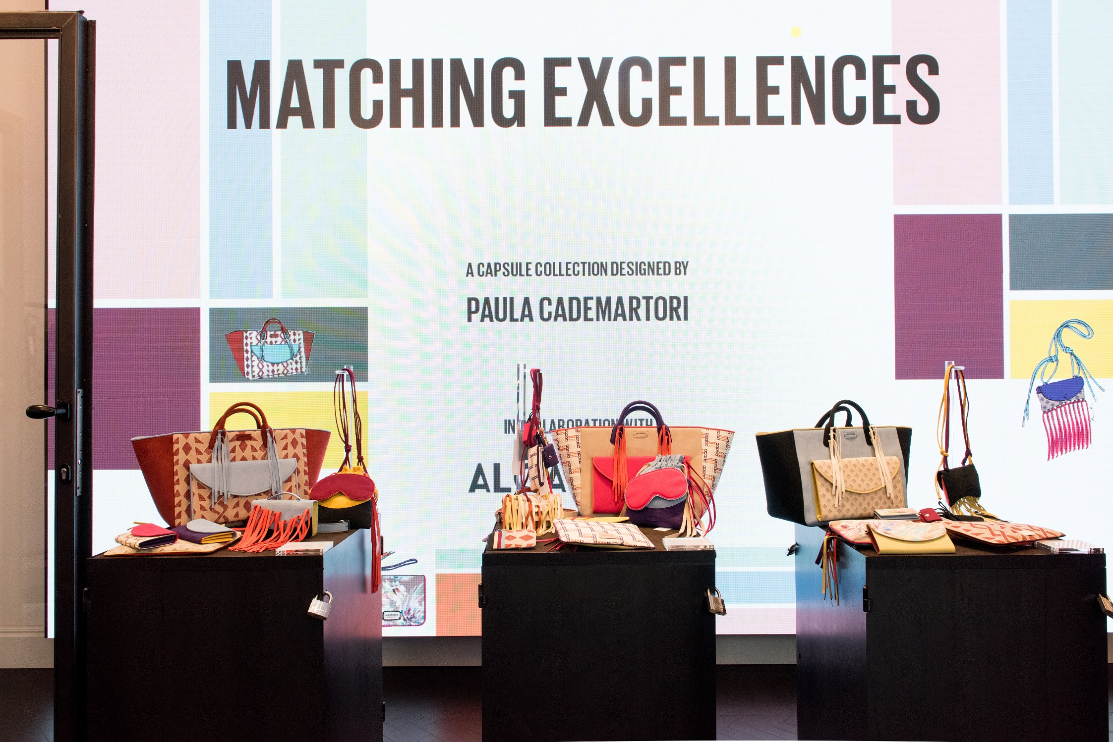 MATCHING EXCELLENCES SPECIAL CAPSULE COLLECTION BY PAULA CADEMARTORI